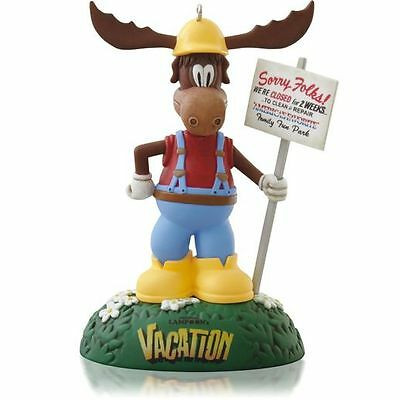 2014 Hallmark Sorry, Folks! National Lampoon's Vacation Marty Moose