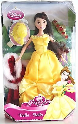 Disney Princess Belle Puppe Simba Märchen Barbie Spielpuppe Barbiepuppe