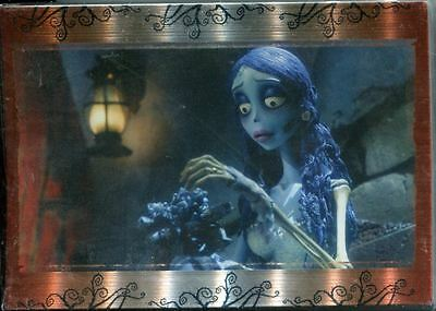 The Corpse Bride Complete 45 Card Base Set