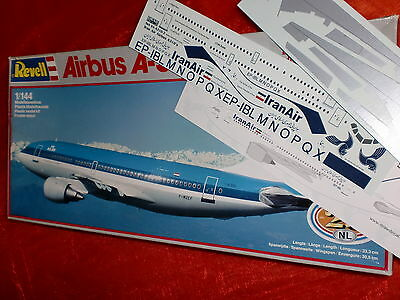 Revell 4226  Airbus A310 with IranAir Decals / no KLM 1:144 v. 1984