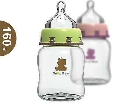 BPA Baby Bottles Baby Born  Bottle Handles Baby Bottle Sling 160ML K1533
