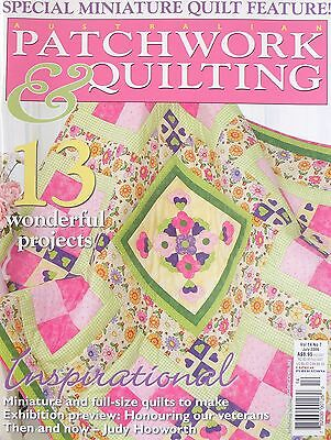 Patchwork & Quilting Magazine Vol 14 No 7 20% Bulk Magazine Discount