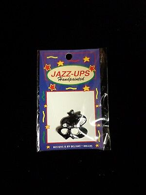 Tap Shoes Handpainted Embellishment by Jazz-Ups ~ CLEARANCE  # 887