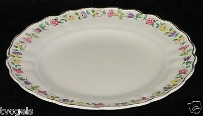 Grindley England Marlborough Greenway Royal Petal England China Dinner Plate