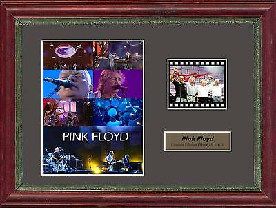 Pink Floyd Framed 35Mm Film Cell Great Gift