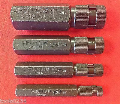 Stanley Proto Internal Pipe Wrench Set J140SET USA Made Free Ship US48