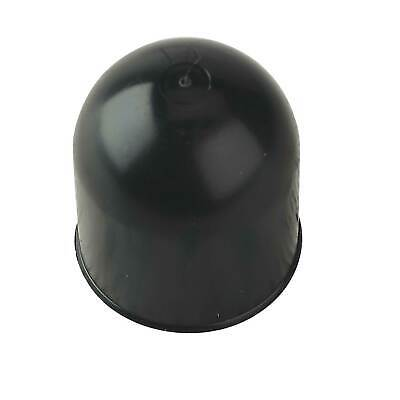 Sealey 50mm Towing Ball Cover In Black Plastic - For TB03E And TB042 - TB10