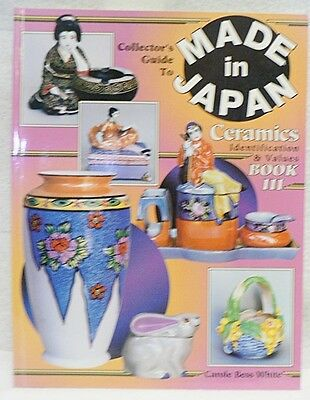 Book Iii Made In Japan Price Guide & Identification Book  1998