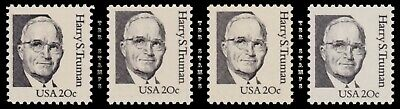 Richard Russell 1853 1853a Great Americans 10c Tagging Variety Set MNH - Buy Now