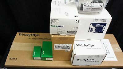 Welch Allyn 767 Diagnostic System ~ Complete with BP and Thermometer