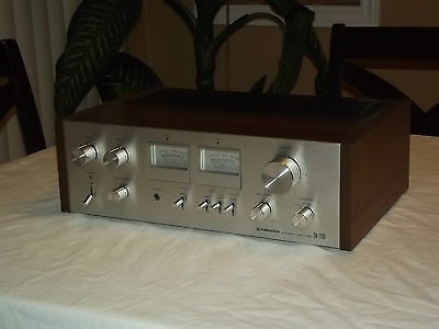 Pioneer SA-7700 Stereo Integrated Amplifier AMP