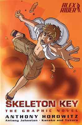 Skeleton Key: The Graphic Novel (Alex Rider Graphic Nov - Paperback NEW Horowitz