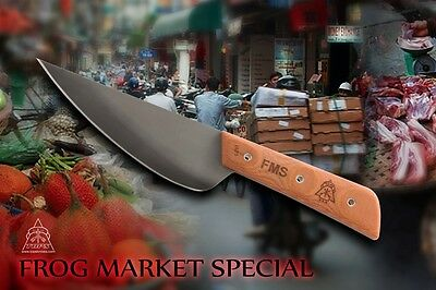 TOPS Knives Frog Market Special Chef's Knife FMS-5 New Fixed Blade IN STOCK