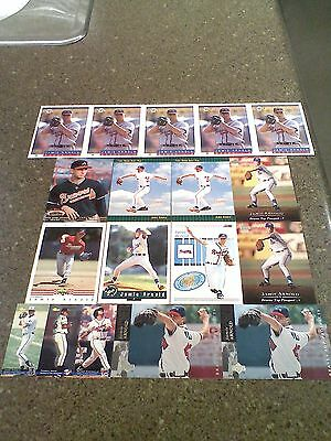 *****Jamie Arnold*****  Lot of 50 cards  14 DIFFERENT