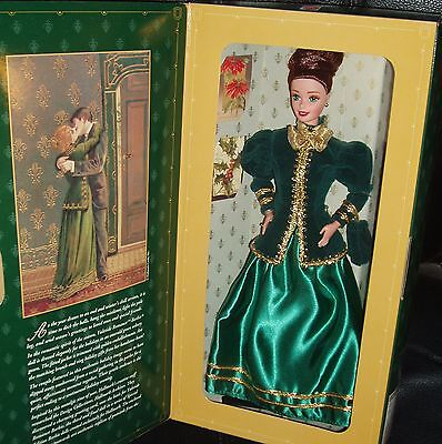 Hallmark Special Edition Yuletide Romance 1996 Barbie Doll - MINT in Box