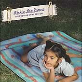 """RICKIE LEE JONES """"The Evening of My Best Day"""" (CD, Feb-2006, V2 (USA))"""
