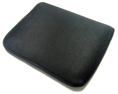 "Black Soft Sleeve Case Bag Cover Pouch For10"" 12"" 13"" 14"" 15"" 17"" Laptop Netbook"