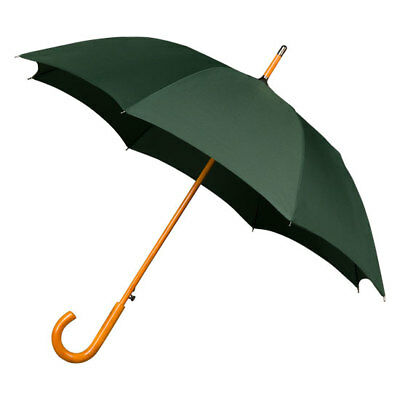 Falcone Men's Automatic Windproof Walking Umbrella - Green