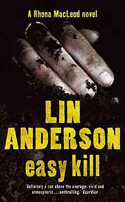 Easy Kill - Mass Market Paperback NEW Anderson, Lin 2009-01-08