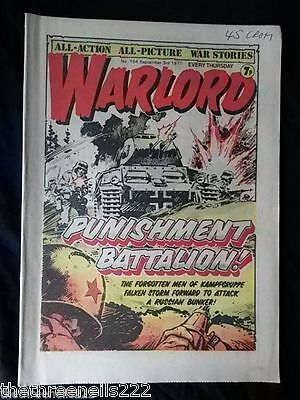 Warlord #154 - Sept 3 1977