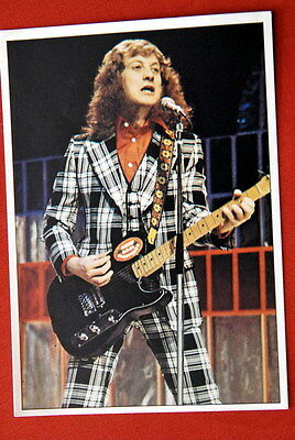 Slade Noddy Holder 1975 Mega Rare Vintage Exyugo Panini Pop Parada Card Sticker