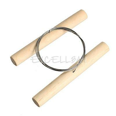 Wire Clay Cutter for Fimo Sculpey Plasticine Cheese Cutting Soap Pottery Tool