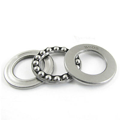 51105 25mm x 42mm x 11mm Axial Ball Thrust Bearings