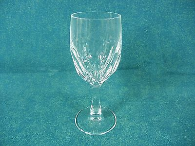 "Josair Cut Crystal Blanka Pattern 6 1/4"" Claret Wine Glass(es)"