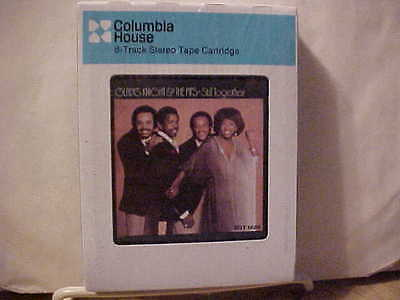 SEALED 8 TRACK STEREO TAPE CARTRIDGE GLADYS KNIGHT & THE PIPS STILL TOGETHER