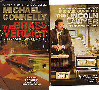 Lincoln Lawyer Book