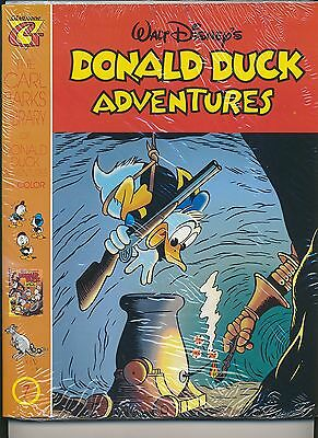 Carl Barks Library Donald Duck Adventures in Color #7 Walt Disney by Gladstone