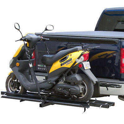 600 lb Sport Scooter Hauler & Dirt Bike Motorcycle Carrier Hitch Rack MX-600X
