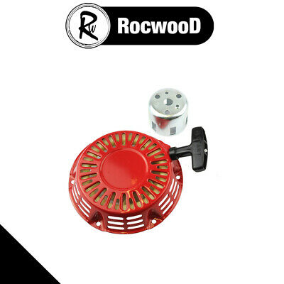 Recoil Pull Start Starter Assembly Compatible With Honda GX120 GX160 GX200