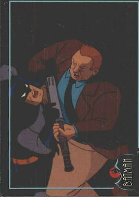 1993 Batman The Animated Series One #66 On Top of the Zeppelin