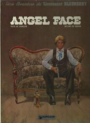 Giraud / Charlier . Blueberry . Angel Face . Eo . 1975 .