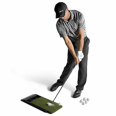 SKLZ Glide Pad Golf Advanced Practice Mat Sliding Mat Indoor Outdoor Portable