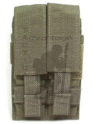 BAE Systems ECLiPSE .45 Cal Double Magazine MOLLE Pouch - ranger green V2