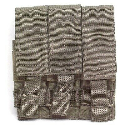 BAE Systems ECLiPSE .45 Cal Triple Magazine MOLLE Pouch - ranger green V2