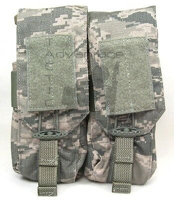 BAE Systems ECLiPSE 5.56 Quad Magazine MOLLE Pouch - Air Force ABU camo