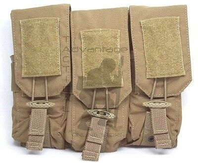 BAE Systems ECLiPSE 5.56 Six Magazine MOLLE Pouch - coyote brown USMC