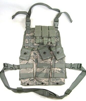 BAE Systems ECLiPSE First Responder Chest Rig Kit - Air Force ABU camo