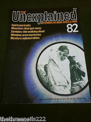 The Unexplained # 82 - Zombies