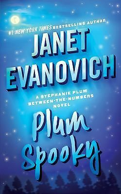 Plum Spooky (Between-The-Numbers Novel), Janet Evanovich, Good Condition, Book