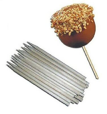 "Wood Candy Apple Sticks 5 1/2"" 1,000 Count 4155M - Brand New Item"
