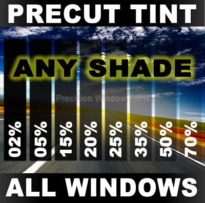 Chevy Monte Carlo 00-07 PreCut Tint -Any Shade or Mix %