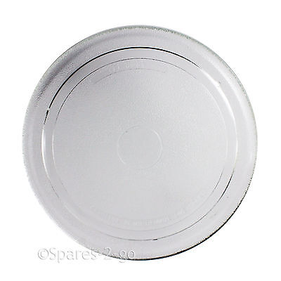 ELECTROLUX Microwave Plate Smooth Flat Glass Turntable Dish 270mm / 27cm