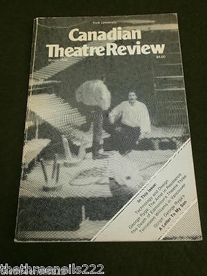 Canadian Theatre Review - Winter 1982 - George Ryga