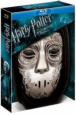 Harry Potter and the Half-Blood Prince (Limited Edition Death Eater Case) [Blu-