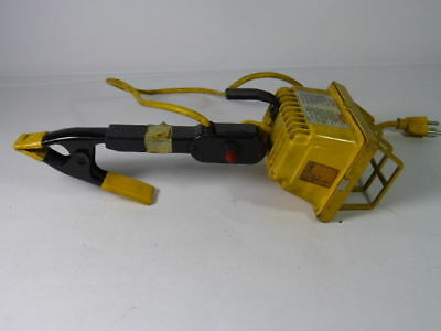 Generic Halogen Worklight with Clamp ! WOW !