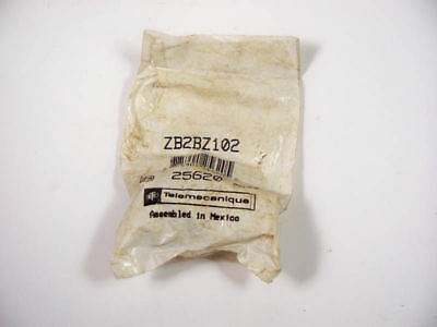 TELEMECANIQUE ZB2BZ102 Mounting Base W/ 1NC Contact NEW